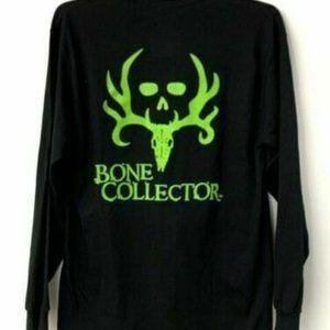 Men's Bone Collector Long-Sleeve Graphic T-Shirt